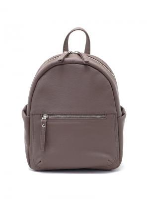 Рюкзак Solo true bags. Цвет: темно-бежевый