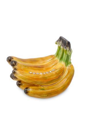 Шкатулка Бананы (Nobility) Nobility. Цвет: желтый