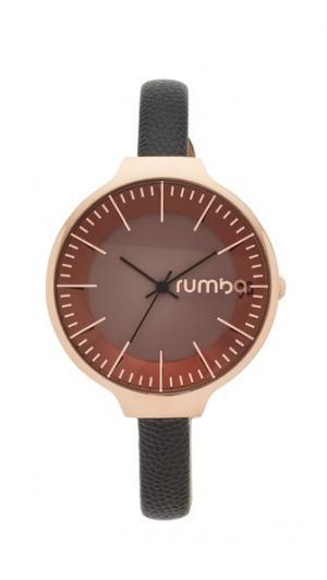 Часы Orchard Lights Out с кожаным ремешком RumbaTime