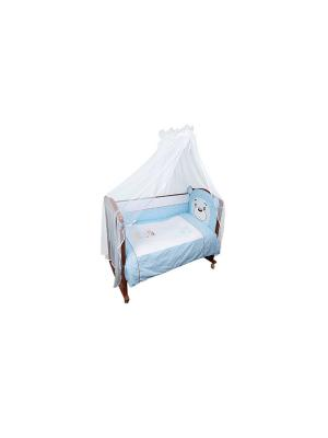 Комплект Умка+подарок Сонный гномик. Цвет: голубой
