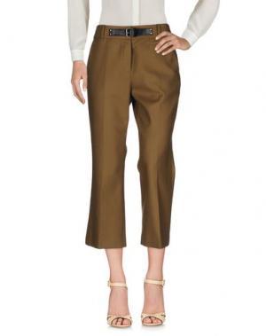 Повседневные брюки ALEXANDER WANG. Цвет: хаки