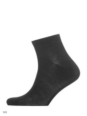 Носки, 3 пары Хох. Цвет: черный