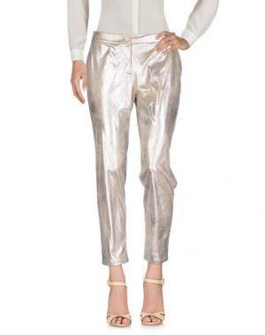 Повседневные брюки KARTIKA. Цвет: песочный