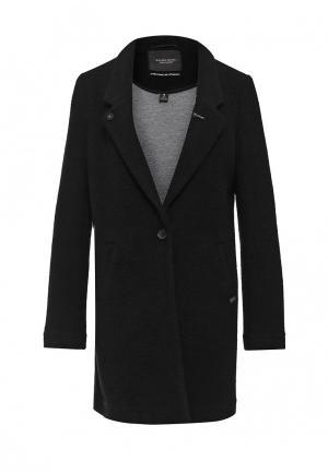 Пальто Scotch&Soda. Цвет: черный