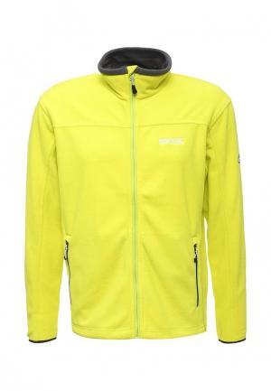 Олимпийка Regatta. Цвет: желтый