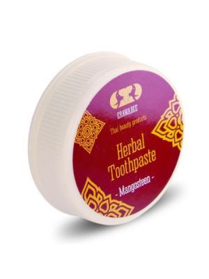 Зубная паста Мангустин Erawadee. Цвет: бежевый
