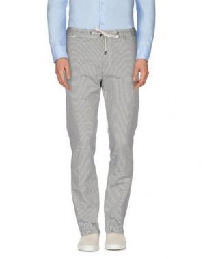 Повседневные брюки MARC JACOBS. Цвет: белый