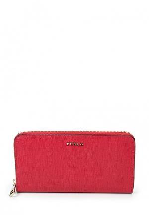 Кошелек Furla. Цвет: красный