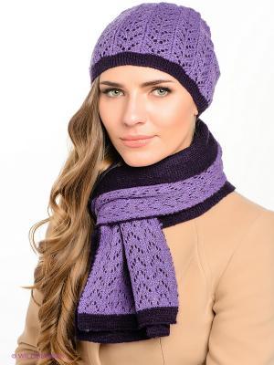 Комплект Venera. Цвет: сиреневый, темно-фиолетовый