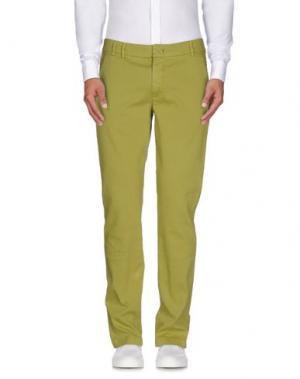 Повседневные брюки SAN FRANCISCO '976. Цвет: кислотно-зеленый