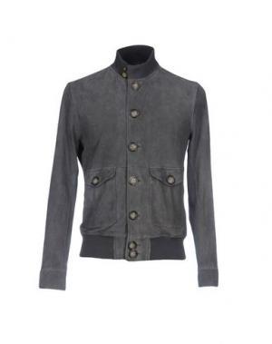 Куртка VINTAGE 55. Цвет: серый