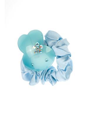 Резинка для волос Pretty Mania. Цвет: голубой
