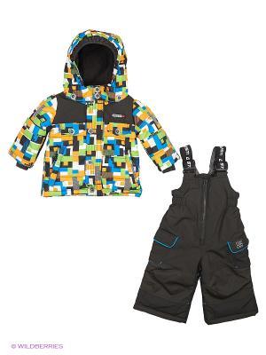 Комплект одежды Gusti. Цвет: желтый