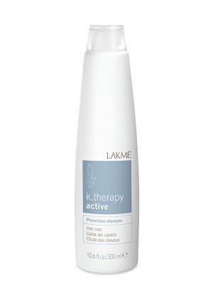 Шампунь от выпадения волос Lakme. Цвет: белый