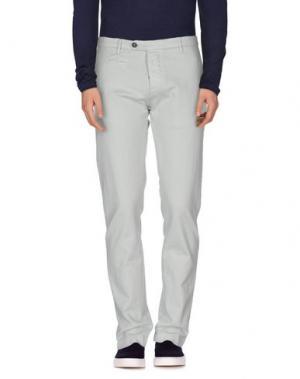 Джинсовые брюки NOVEMB3R. Цвет: небесно-голубой