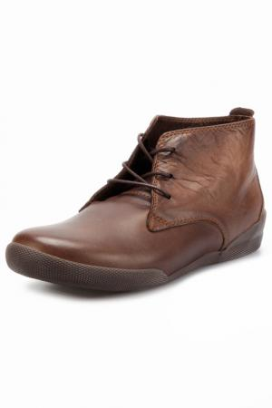Ботинки Andrea Conti. Цвет: коричневый