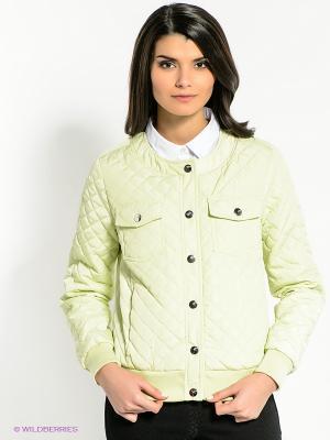 Куртка TOM FARR. Цвет: салатовый
