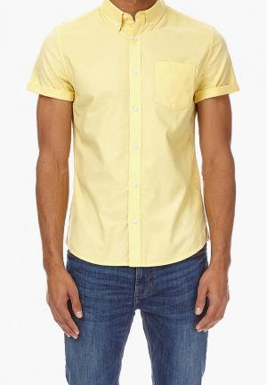 Рубашка Burton Menswear London. Цвет: желтый