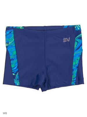 Шорты Sport Vision. Цвет: темно-синий