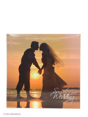 Фотоальбом Sunset Wedding VELD-CO. Цвет: оранжевый