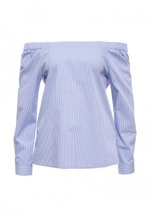 Блуза Concept Club. Цвет: синий