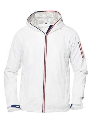 Куртка Сибрук мужская Clique. Цвет: белый