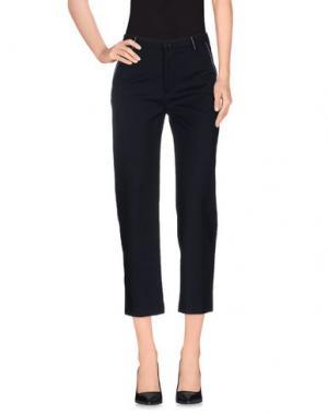 Повседневные брюки NINETTE. Цвет: темно-синий