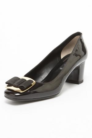 Туфли Albano. Цвет: черный