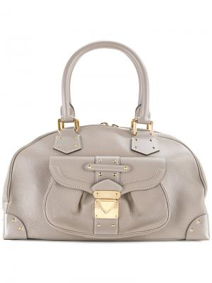 Сумка Le Superbe Louis Vuitton Vintage. Цвет: серый