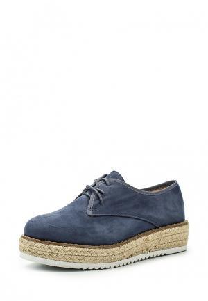 Ботинки Jessy Ross. Цвет: синий