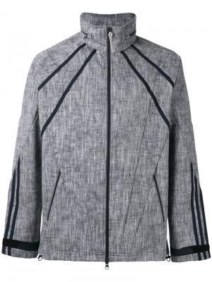 Спортивная куртка Chambreaker Adidas Originals. Цвет: серый