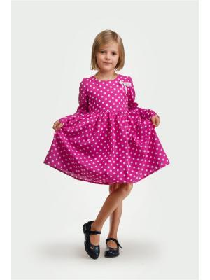 Платье Горошина L&K