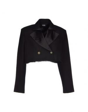 Куртка MEADHAM KIRCHHOFF. Цвет: черный