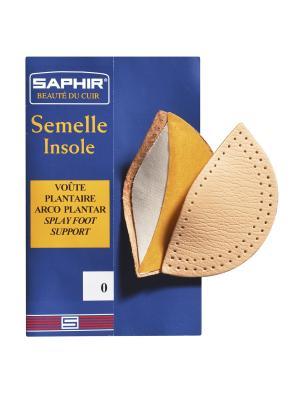 Ортопедический клин-супинатор Semelle Insolle, VOUTE PLANTAIRE ARCO PLANTAR Saphir. Цвет: бежевый
