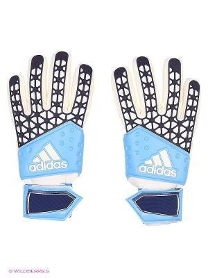Перчатки Ace Zones Pro Adidas. Цвет: красный