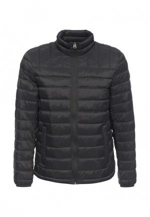 Куртка утепленная Dockers. Цвет: серый