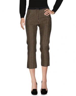 Повседневные брюки ALYSI. Цвет: кислотно-зеленый