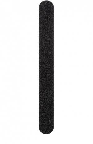 Пилка для ногтей, оттенок Черная икра Kure Bazaar. Цвет: бесцветный