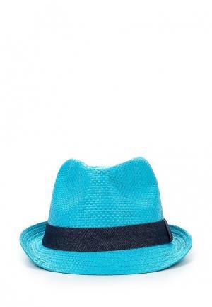Шляпа Fresh Brand. Цвет: голубой