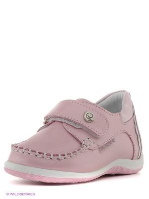 Ботинки ELEGAMI. Цвет: сиреневый