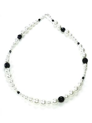 Ожерелье Bohemia Style. Цвет: белый