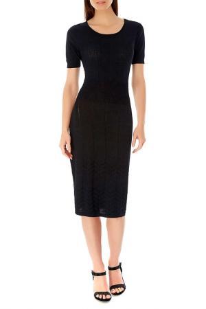 Платье Uttam Boutique. Цвет: black
