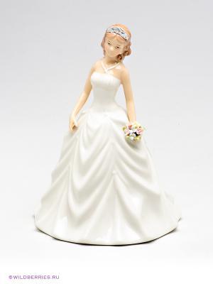 Фигурка Принцесса Бала Pavone. Цвет: бежевый, белый