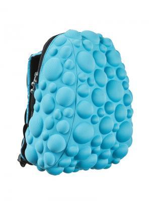 Рюкзак Bubble Half, цвет Dont Teal My Thunder (голубой) MadPax. Цвет: голубой