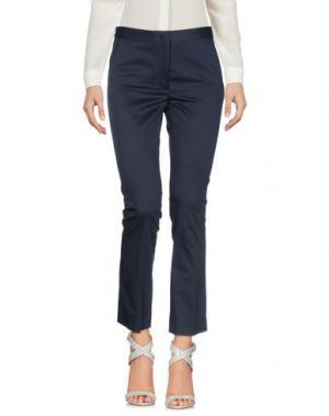 Повседневные брюки ANNIE P.. Цвет: темно-синий
