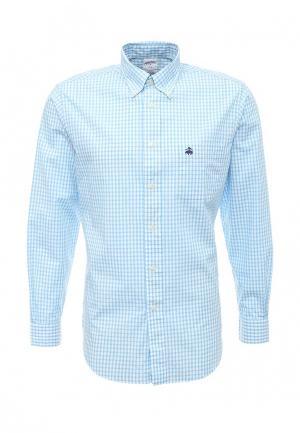 Рубашка Brooks Brothers. Цвет: голубой
