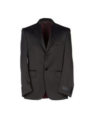 Пиджак MESSORI. Цвет: свинцово-серый