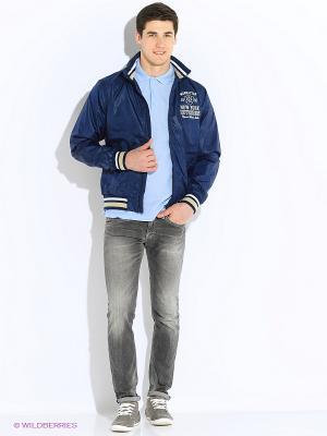 Куртка E-Bound by Earth Bound. Цвет: синий, белый