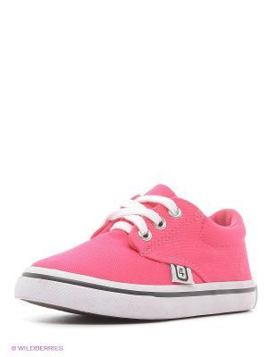 Кеды 4U. Цвет: розовый