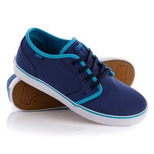 Кеды кроссовки низкие  Drifter Blue Embassy/Horizon Circa. Цвет: синий